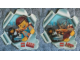 Gear No: 5002044  Name: Sticker, The LEGO Movie Emmet & Wyldstyle, 3D
