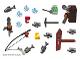 Gear No: 5002136stk01  Name: Sticker Sheet for Set 5002136