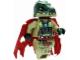 Gear No: 5002417  Name: Digital Clock, Legends of Chima Cragger Figure Alarm Clock