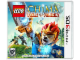 Gear No: 5002664  Name: Legends of Chima: Laval's Journey - Nintendo 3DS