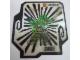 Gear No: 5002918  Name: Sticker, Ninjago Lenticular - shows Zane, Lloyd, Jay, Cole or Kai depending on orientation