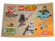 Gear No: 5002939stk01  Name: Sticker Sheet, Star Wars Minifigures and More Sheet