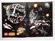 Gear No: 5002940  Name: Sticker Sheet, Star Wars Wall Stickers