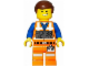 Gear No: 5003027  Name: Digital Clock, The LEGO Movie Emmet Figure Alarm Clock