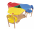 Gear No: 5004063  Name: 3-Seat Playtable