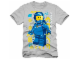 Gear No: 5004324  Name: T-Shirt, The LEGO Movie Space Benny