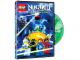 Gear No: 5004572  Name: Video DVD - Ninjago Masters of Spinjitzu - Rebooted: Fall of the Golden Master