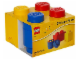 Gear No: 5004894  Name: Storage Brick Multi-Pack (3 Pieces - 4014)