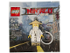 Gear No: 5004915  Name: Ninjago Master Wu Key Chain polybag