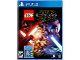 Gear No: 5005139  Name: Star Wars: The Force Awakens - Sony PS4