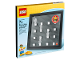 Gear No: 5005359  Name: Minifigure Display Frame