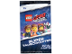 Gear No: 5005797  Name: Cards, The LEGO Movie 2, Pack of 4 (German)