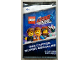 Gear No: 5005798  Name: Cards, The LEGO Movie 2, Pack of 4 (French)