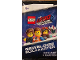 Gear No: 5005802  Name: Cards, The LEGO Movie 2, Pack of 4 (Dutch)