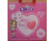 Gear No: 505191  Name: Lip Balm & Bracelet Set (12 ml/70g), Clikits - Heart