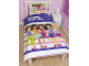 Gear No: 5055285336523  Name: Bedding, Duvet Cover and Pillowcase (135 x 200 cm) - Friends