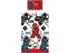 Gear No: 5055285394721  Name: Bedding, Duvet Cover and Pillowcase (135 x 200 cm) - Ninjago Cole, Kai Jay