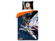 Gear No: 5055285403102  Name: Bedding, Duvet Cover and Pillowcase (140 x 200 cm) - Star Wars X-wing