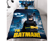 Gear No: 5055285404062  Name: Bedding, Duvet Cover and Pillowcase (135 x 200 cm) - The LEGO Batman Movie 'I'M BATMAN!'