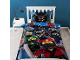 Gear No: 5055285409814  Name: Bedding, Duvet Cover and Pillowcase (135  x 200 cm) - The LEGO Ninjago Movie, Ninjago Crew