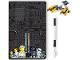 Gear No: 52527  Name: Stationery Set, Star Wars Pod Racer Creativity Set