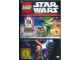 Gear No: 5670705  Name: Video DVD - Star Wars - Die Padawan Bedrohung / Das Imperium schlägt ins Aus - with Minifigure