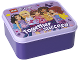 Gear No: 5711938023423  Name: Lunch Box, Friends Purple