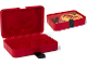 Gear No: 5711938027216  Name: Sorting Box / Storage Case - Ninjago Red