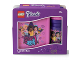 Gear No: 5711938032128  Name: Lunch Box Set, Friends, Purple - Girls Rock!