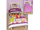 Gear No: 5743217011548  Name: Bedding, Duvet Cover and Pillowcase (140 x 200 cm) - Friends