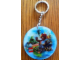 Gear No: 6000695  Name: Legends of Chima Lenticular Key Chain, Round