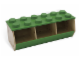 Gear No: 60020  Name: Stacking Bin (Green)