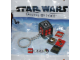 Gear No: 6012306  Name: Battle of Hoth Die Key Chain