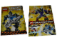 Gear No: 6014254  Name: Hero Factory Poster 2012 - Double-Sided