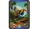 Gear No: 6020983  Name: Legends of Chima Deck #1 Game Card  7 - Defendor XII