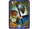 Gear No: 6020985  Name: Legends of Chima Deck #1 Game Card 19 - Jahak