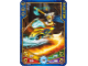 Gear No: 6021369  Name: Legends of Chima Deck #1 Game Card 14 - Kuttor