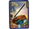 Gear No: 6021377  Name: Legends of Chima Deck #1 Game Card 21 - Stafa