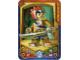 Gear No: 6021379  Name: Legends of Chima Deck #1 Game Card  4 - Leonidas