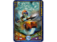 Gear No: 6021381  Name: Legends of Chima Deck #1 Game Card 16 - Chi Jabaka