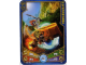 Gear No: 6021383  Name: Legends of Chima Deck #1 Game Card 28 - Hypazoom