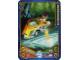Gear No: 6021385  Name: Legends of Chima Deck #1 Game Card 11 - Defendor IIX