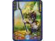 Gear No: 6021387  Name: Legends of Chima Deck #1 Game Card 23 - Jabaka