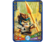 Gear No: 6021393  Name: Legends of Chima Deck #1 Game Card 24 - Jabaka