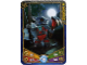 Gear No: 6021400  Name: Legends of Chima Deck #1 Game Card 72 - Worriz
