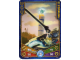 Gear No: 6021403  Name: Legends of Chima Deck #1 Game Card 81 - Stakuku