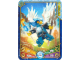 Gear No: 6021410  Name: Legends of Chima Deck #1 Game Card 33 - Eglor