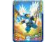 Gear No: 6021410  Name: Legends of Chima Deck #1 Game Card 33 - Eglor