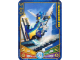 Gear No: 6021411  Name: Legends of Chima Deck #1 Game Card 36 - Shreekor 390