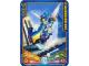 Gear No: 6021411  Name: Legends of Chima Deck #1 Game Card 36 - Shreekor 390